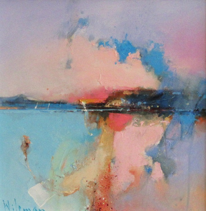 Peter Wileman Landscape paintings worth investing in