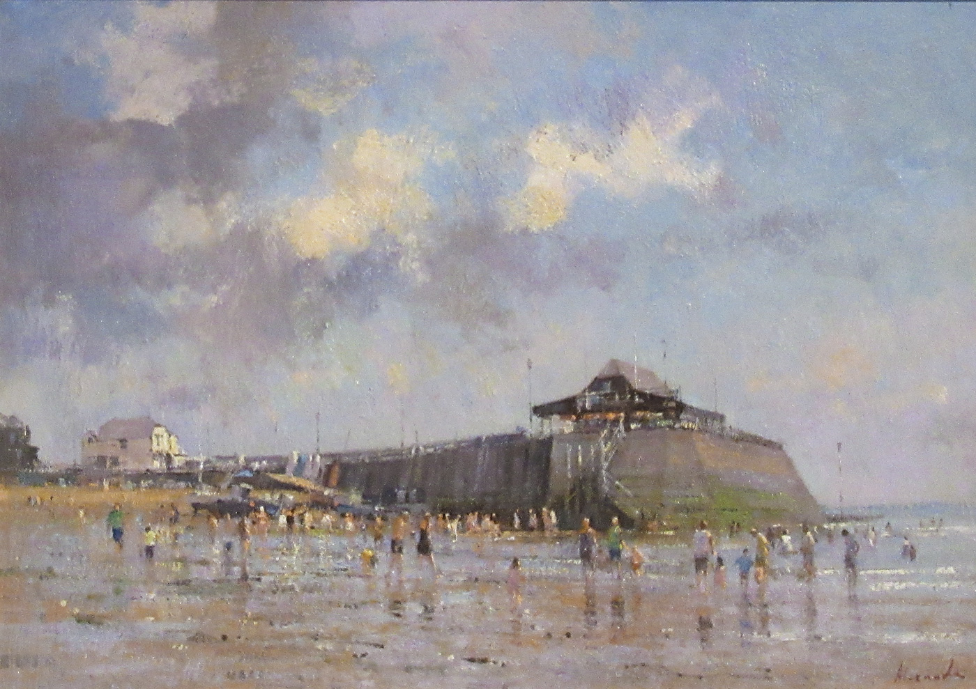 Summer in Broadstairs by  Matthew Alexander