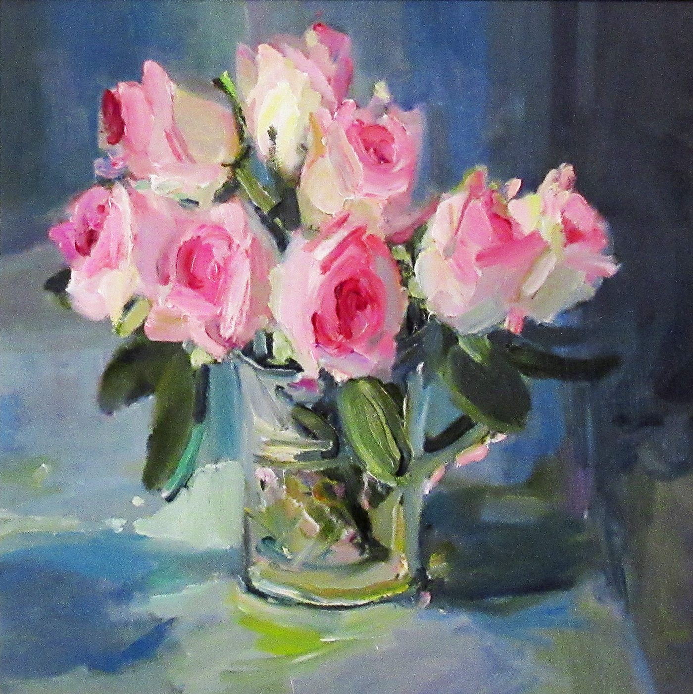 Roses by  Marion Drummond PAI
