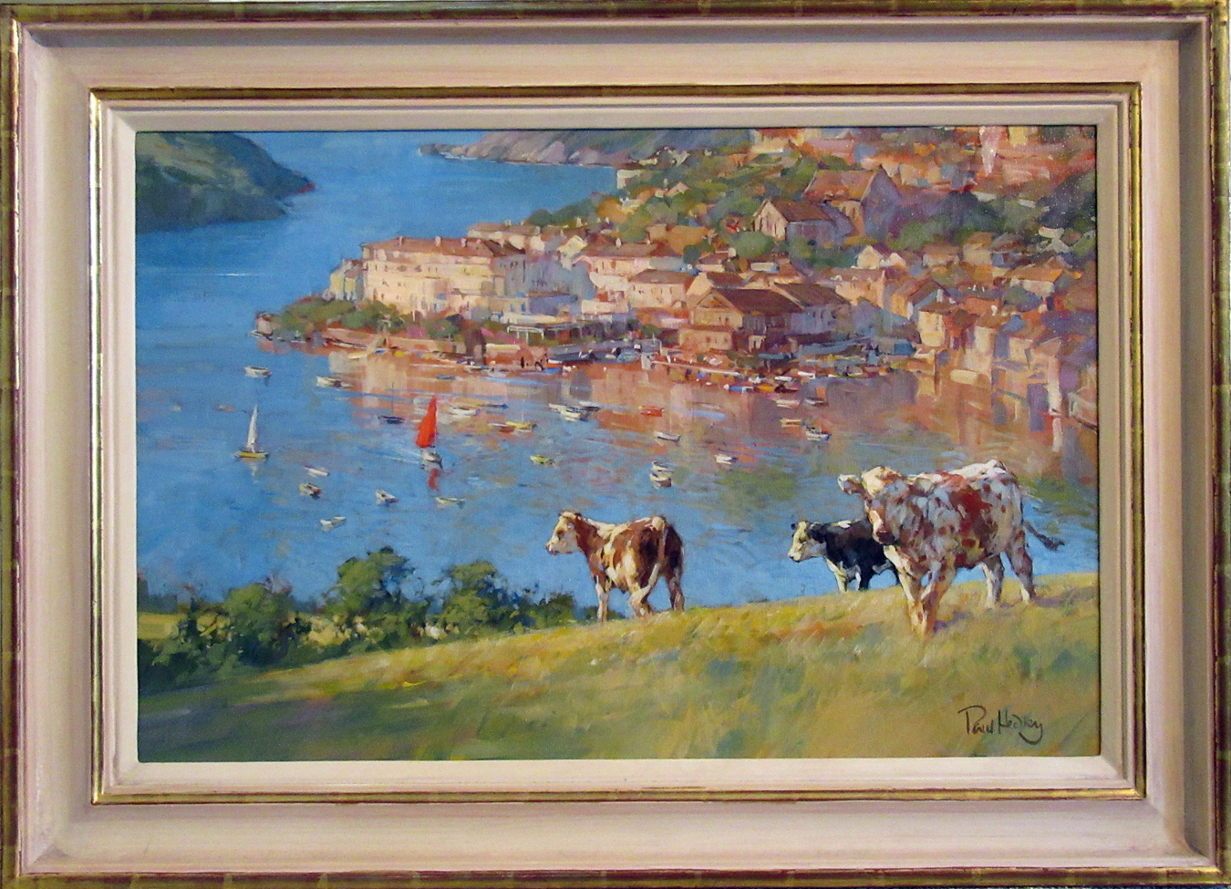 A View of Salcombe by  Paul Hedley