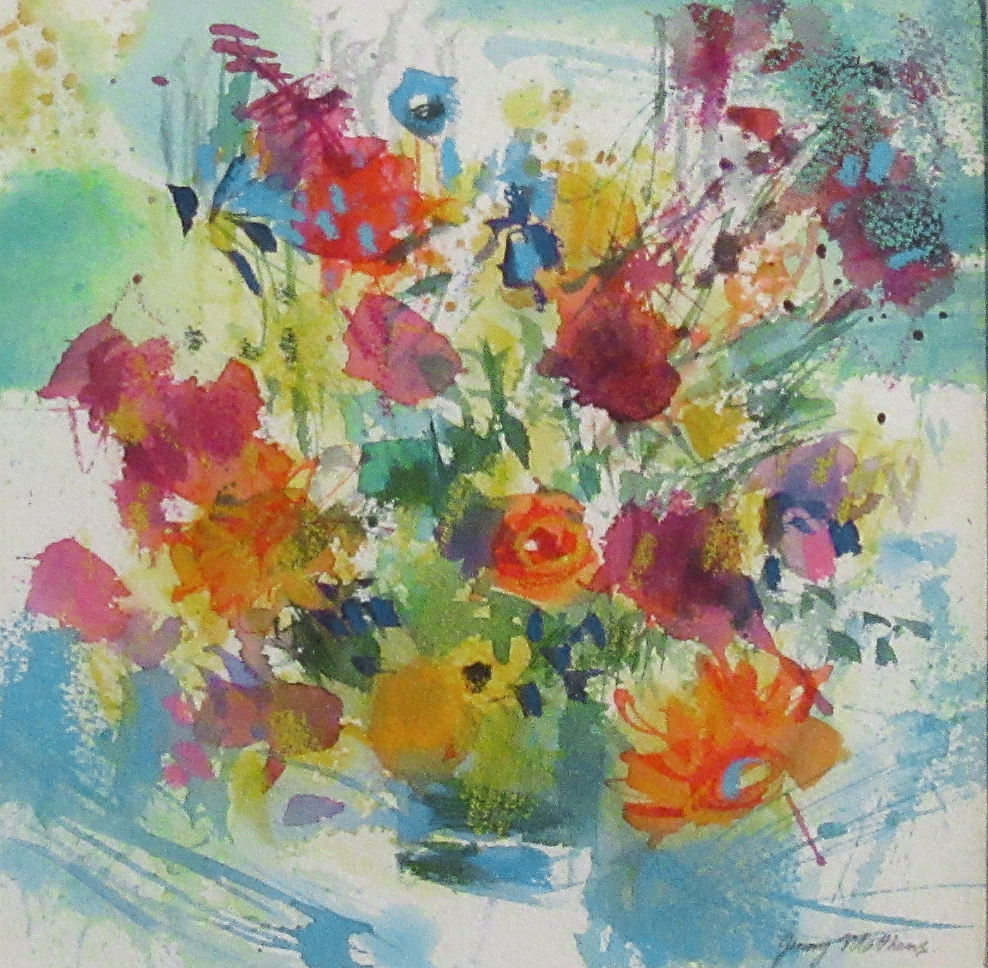 Little Bouquet II by  Jenny Matthews