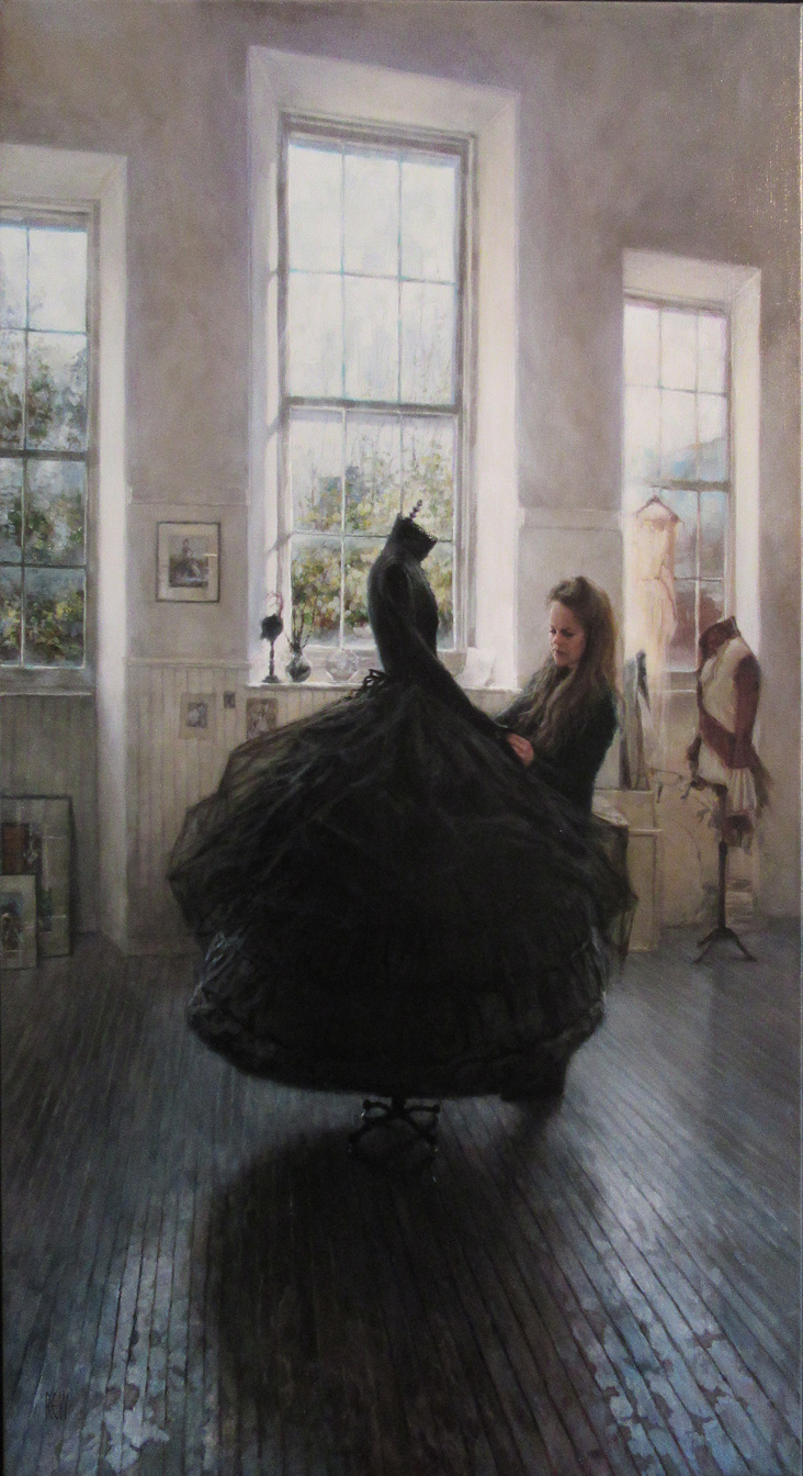 The Couturier by  Stephanie Rew