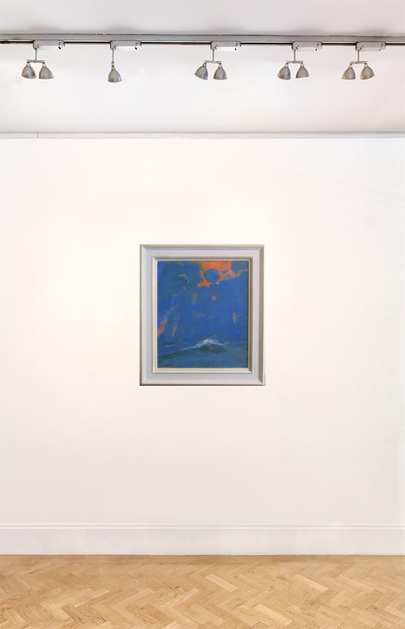 Room set view